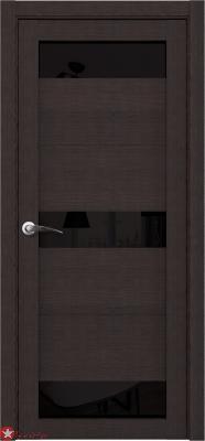 Дверь Uniline 30005 (стекло черное)
