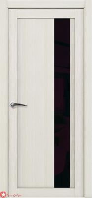 Дверь Uniline 30004 (стекло черное)