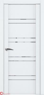 Дверь Uniline 30026 (стекло черное)