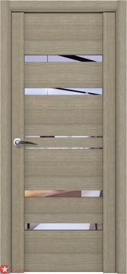 Дверь Uniline 30030 (стекло черное)