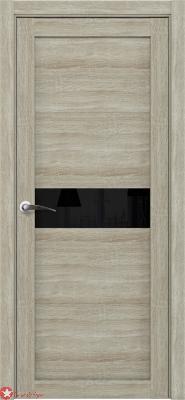 Дверь Uniline 30001 (стекло черное)