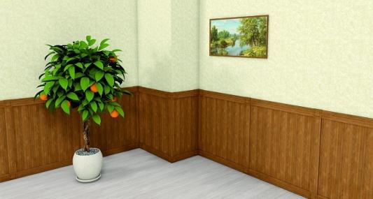 Стеновые панели Комфорт